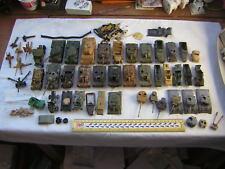 20+ Airfix/Matchbox Segunda Guerra Mundial tanque militar alemán Scrapyard escala 1:72 1:76