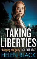 Taking Liberties (Liberty Chapman), Black, Helen, New, Book