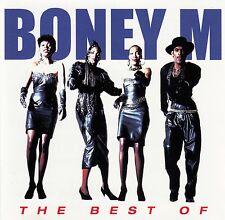 BONEY M. : THE BEST OF / CD - TOP-ZUSTAND