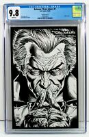 BATMAN THREE JOKERS #2 CGC 9.8 NM/MT 1:100 INC Variant CGC ERROR #2 GRADED AS #1