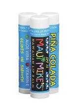 Maui Mike's Pina Colada  Lip balm 3 pack