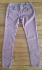 Miss Me Copper Brown Mid Rise Skinny Jeans Size 27 EUC