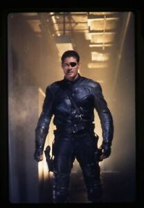 David Hasselhoff Nick Fury Agent of SHIELD Original 35mm Transparency