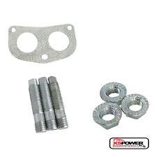 For 88-00 Civic SOHC 4-2-1 Header Down Pipe Gasket Flange C.N.C Aluminum D15 D16