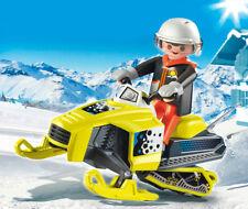 Playmobil - Wintersport - Schneemobil, NEU, OVP, 9285