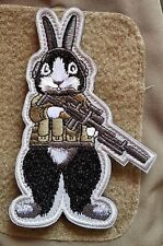 Cartoon Cat Sh*t One Apocalypse Meow Botasky Military Tactical Morale Hook Patch