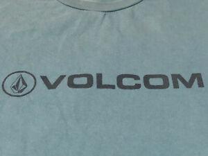 Volcom Boys Size XL - Extra Large Blue T-Shirt