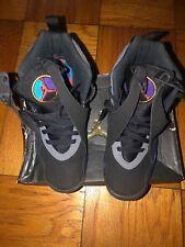 Air Jordan Retro Aqua 8 Size 7y