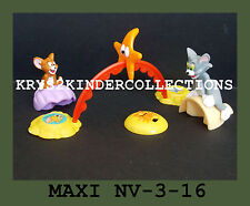 Jouet maxi Kinder Tom & Jerry NV-3-16 France 2008 + BPZ