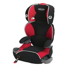 Toddler Adjustable Safety Car Seat Highback Booster Easy Adjust Latch System