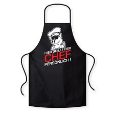 Here baking the boss personally | Fun | Grill Apron/Cooking Apron/Bib Apron