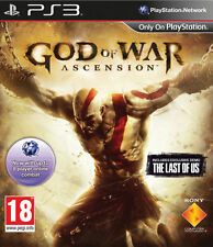 God of War Ascension ~ PS3 (in Great Condition)