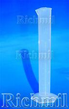 50ml Plastic Graduated Laboratory Measuring Cylinder