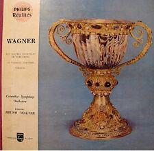 BRUNO WALTER/COLUMBIA chanteurs de nuremberg WAGNER LP+