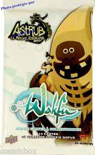 Booster de 15 cartes WAKFU DOFUS série ASTRUB La Menace Roublarde paquet NEUF
