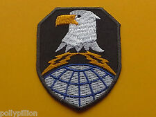 MILITARY SPECIAL FORCES SEW ON / IRON ON PATCH:- U.S. ARMY SCREAMING EAGLE