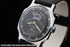 Луна-17 Луноход Vintage Russian wrist watch Pobeda Moonwalker Space style MOON