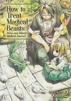 How to Treat Magical Beasts 2, Shojo Manga Lot, English, 13+, Kaziya