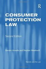 Consumer Protection Law (Markets and the Law),Professor Geraint Howells, Stephe