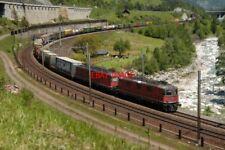 PHOTO  SWITZERLAND 2006 LOWER LEVEL  SOUTHBOUND WASSEN