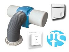 Nuaire drimaster collegamento ECO, Switch BOOST + sensore di umidità * pacchetto SPECIALE PREZZO *