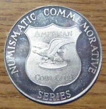 Numismatic Commemorative Series 1968 The New Philadelphia Mint Medal Aluminum