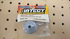 Integy T7071 Silver Alloy Differential Diff Housing for HPI Savage  NIP NOS