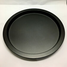 NEW Round Serving Pizza Trays Non Stick Oven Baking Tray Plate Bakeware