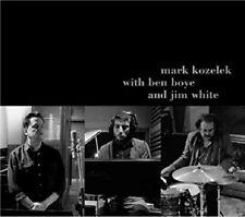 KOZELEK, BOYE, WHITE - MARK KOZELEK WITH BEN BOYE AND JIM WHITE  2 CD NEU