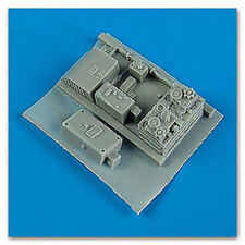 Quickboost 48443 1/48 Me262A Radio Equipment for Hobby Boss