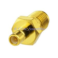 SMA-SMB adapter SMA Jack to SMB Jack Female straight RF Coax Adapter Connector