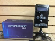 Hurricane Tattoo Power Supply HP-2D Dual Output Full Digital New 2016 Model