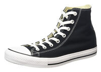 Converse Chuck Taylor All Star High Top Canvas Women Shoes M9160 - Black/White
