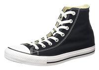 Converse Chuck Taylor All Star High Top Canvas Women Shoes M9160 - Black/White