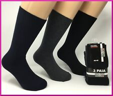 6 paia di calze calzini da uomo corti in caldo cotone caldocotone elasticizzato