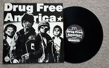 "Drug Free America day Glow Pussycat 12"" Vicious Pink"