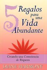 5 Regalos Para Una Vida Abundante (Paperback or Softback)