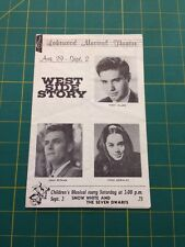 West Side Story : Lakewood Musical Theatre