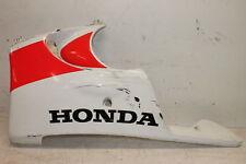 Honda CBR 929 OEM left Lower Erion Race Fairing 2000-01 part# 64470-MASA-0000