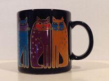 Siamese Cats Coffee Cup Mug by Laurel Burch