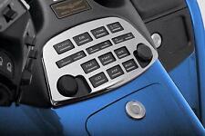 Chrome Radio Accent Panel for 2001-10 Honda Goldwing GL1800 (45-1224)