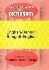 English-Bengali and Bengali-English Word-to-word Bilingual Dictionary (Bengali