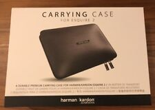 BRAND NEW IN BOX Harman Kardon Carrying Case For Esquire 2 | Black