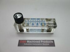 "Flowmeter 0-100 SCFH Air, 1/8"" NPT"