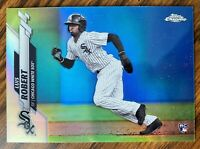 2020 Topps Complete Set LUIS ROBERT Chrome Refractor Image Variation RC #392
