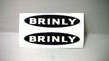 Brinly decals        (s)
