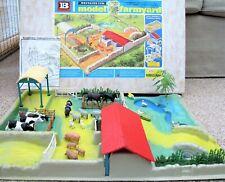 1970's Britains 4711 Model Farm Yard - Boxed - (3333)