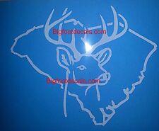 Deer Buck Hunting Decal South Carolina Hunters Car Truck Window Vinyl Sticker A