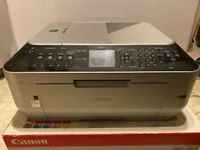 Canon PIXMA MX860 All-In-One Inkjet Printer with cables and CD (Error 6PC10).
