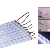 50cm IP68 9W SMD 7020 36LED Blanc LED Rigid Bande Piscine 12V